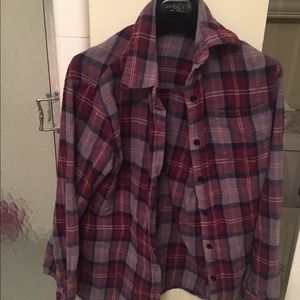 Brandy and Melville flannel